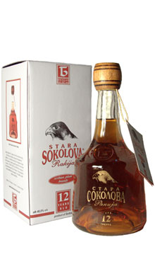 Old Falcons 12 Stara Sokolova Brandy