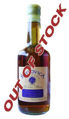 Plum Brandy Slivovitz 6 yrs old