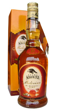 "Old Falcons Honey Brandy ""Medovina"""