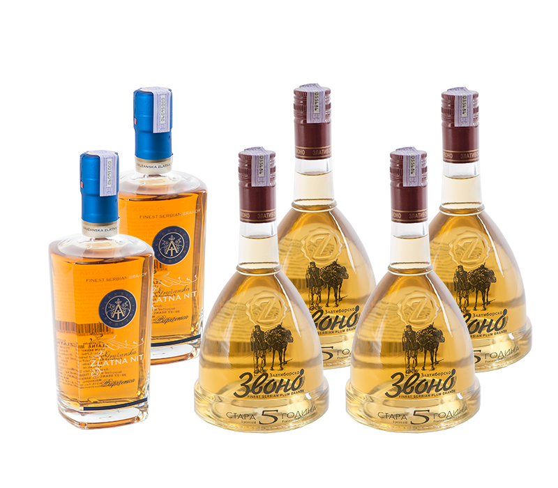 2+4 Slivovitz Basket
