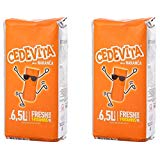 2 x Cedevita Orange Instant Vitamin Drink Mix 500 gr makes 13L