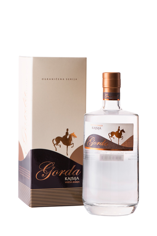Apricot Brandy Gorda Exclusive