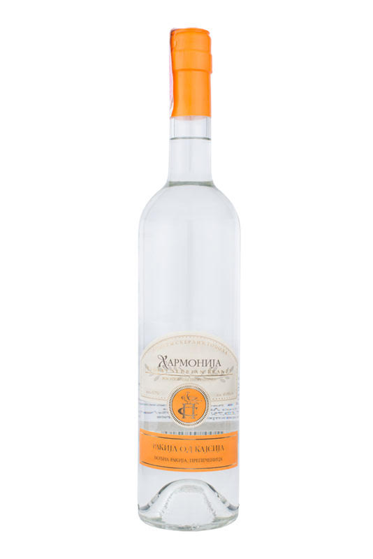Apricot Brandy Harmony 6 Years Old