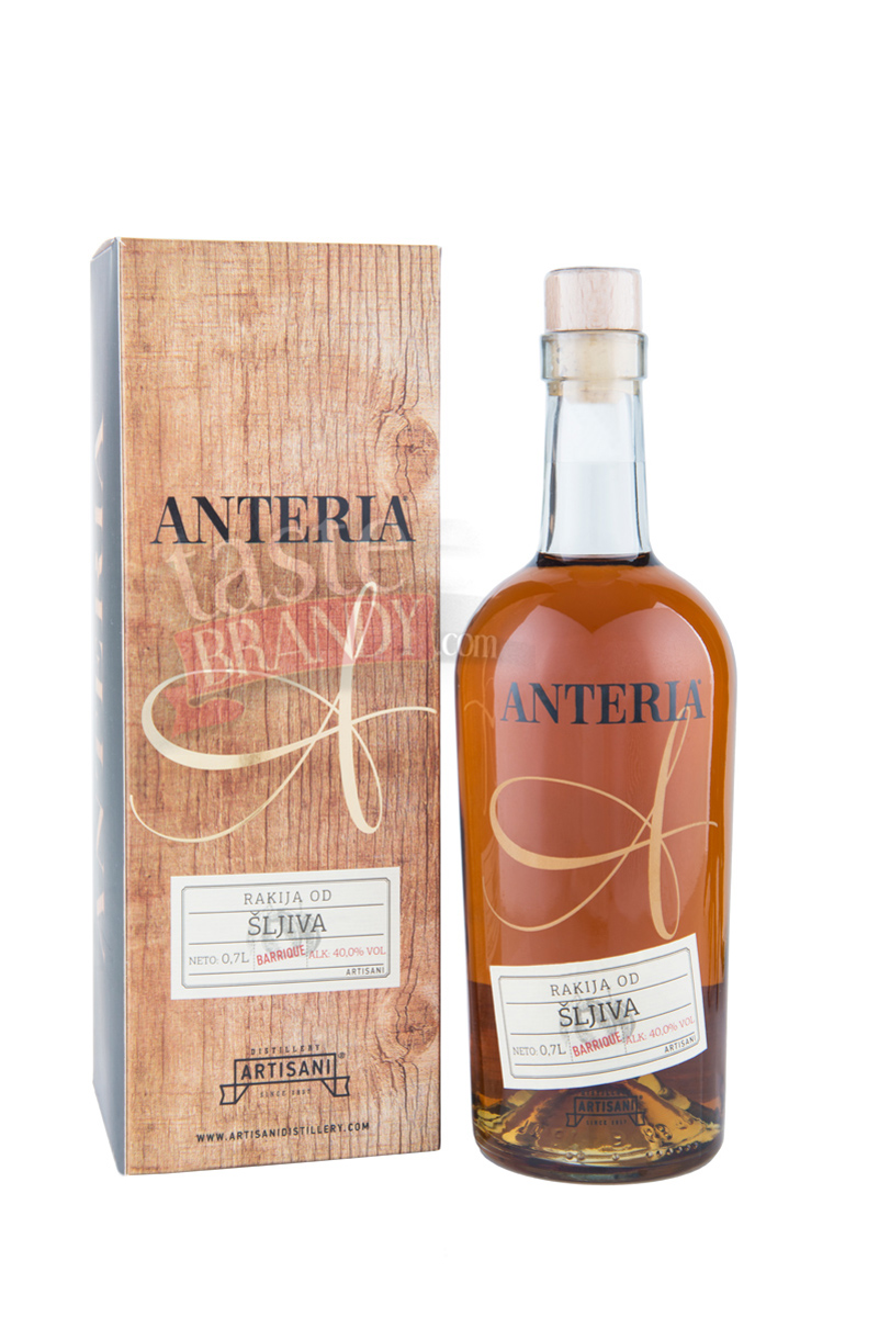 Barrique Plum Brandy Anteria