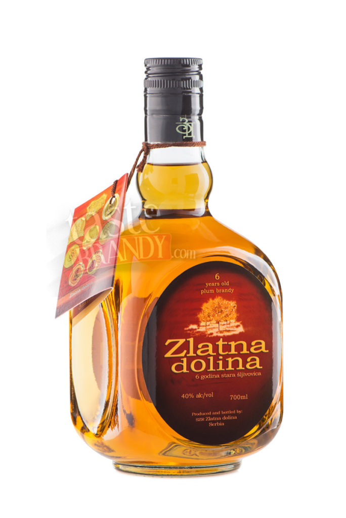 Golden Valley Slivovitz 6 Years Old