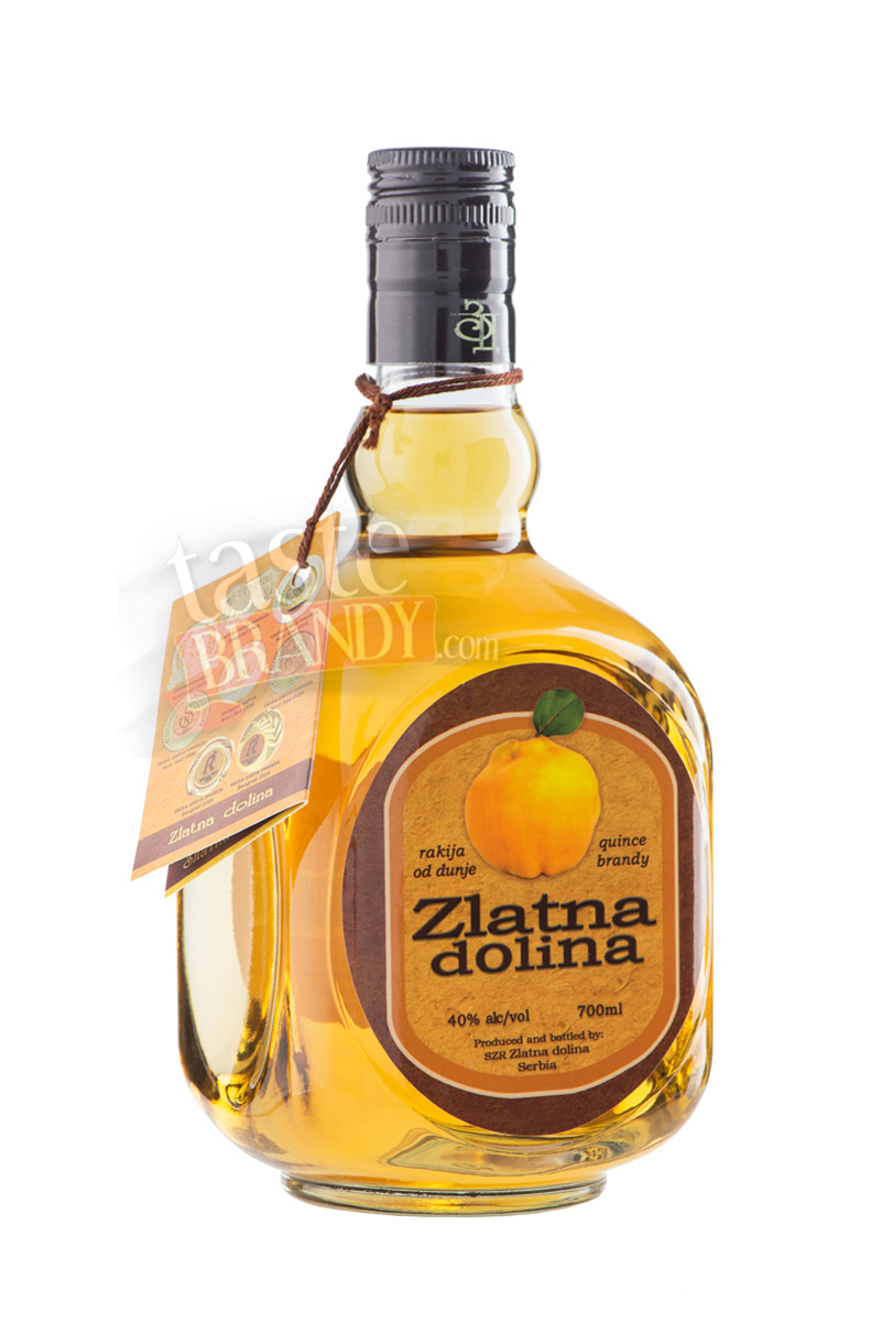 Golden Valley Quince Brandy