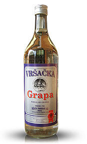 Grape Brandy Grapa