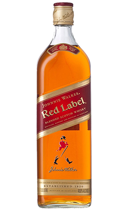 Viski Johnnie Walker Red Label