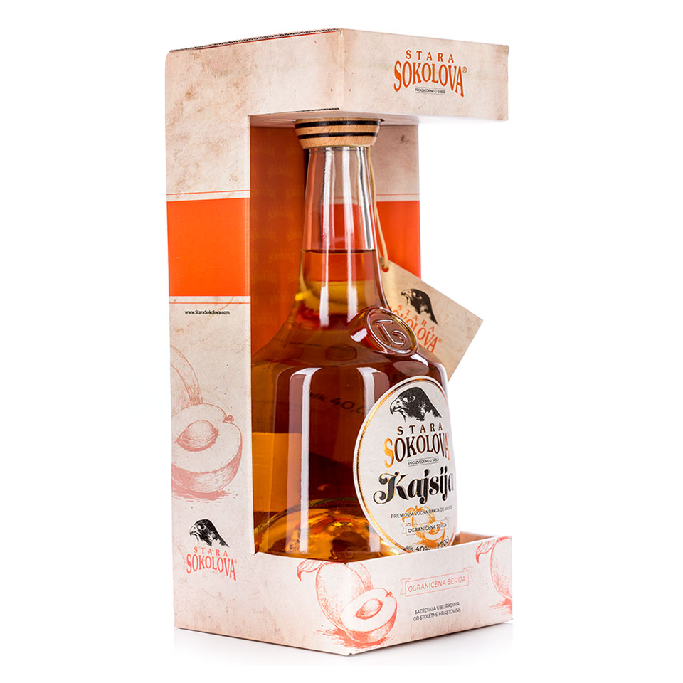 Old Falcons Apricot Brandy LUX