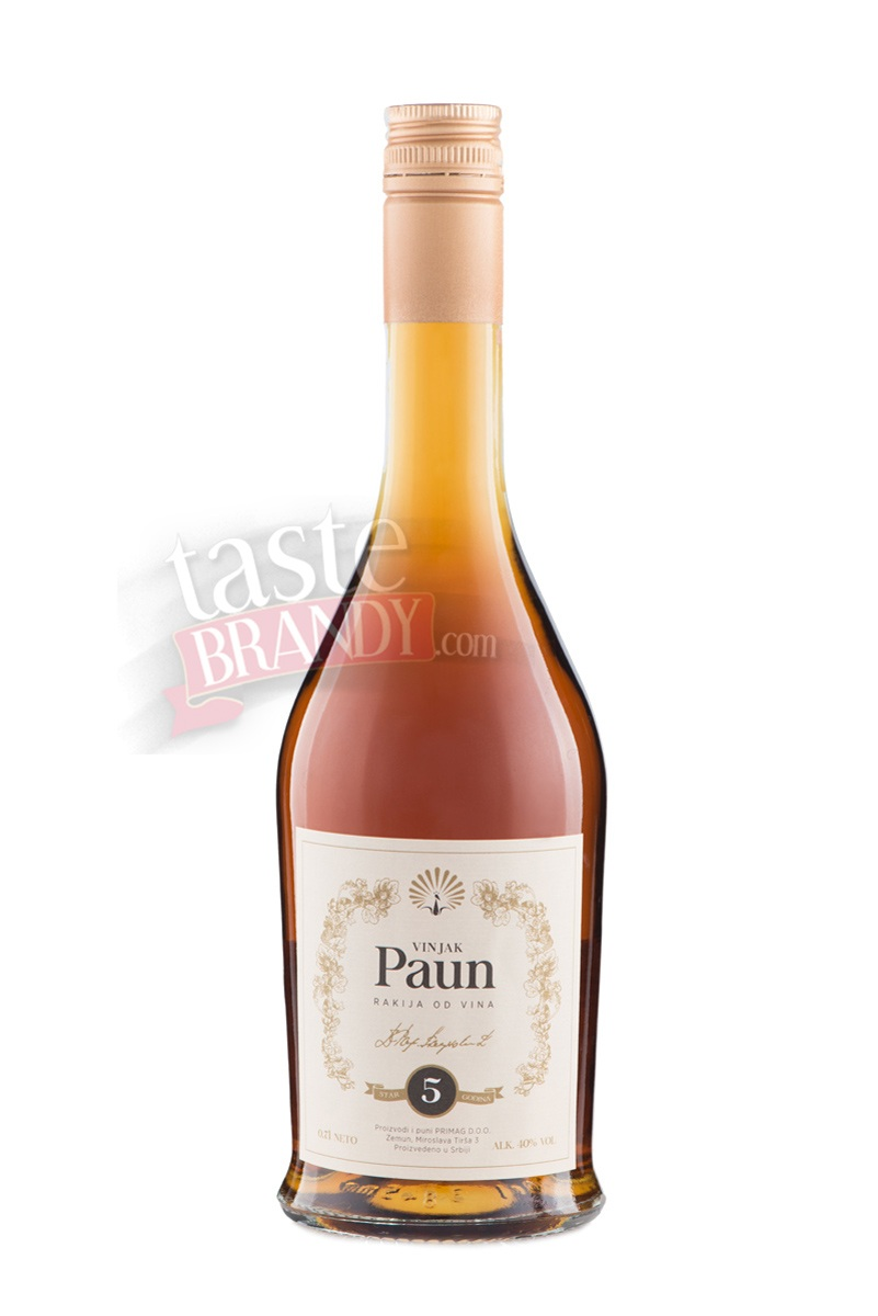 Vignac Paun 5 years old