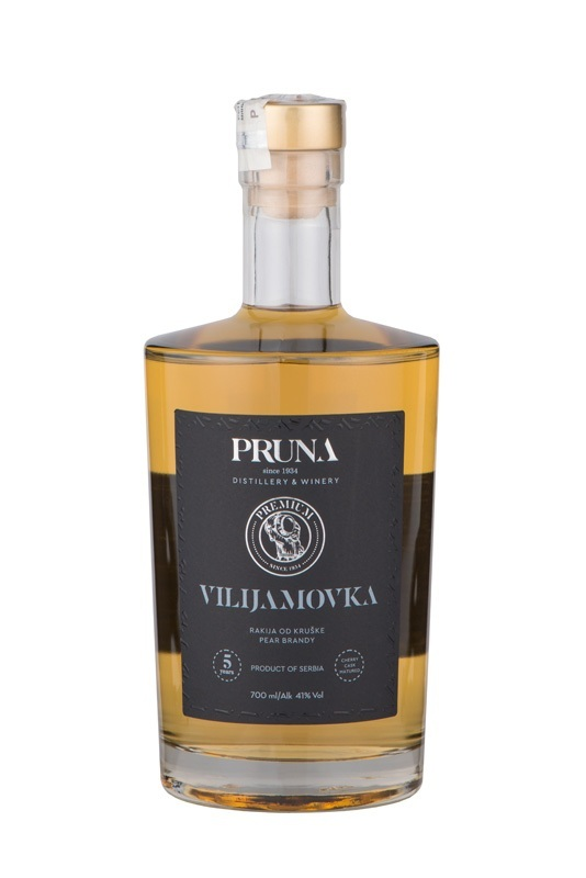 Williams Christ Pear Brandy Pruna Premium