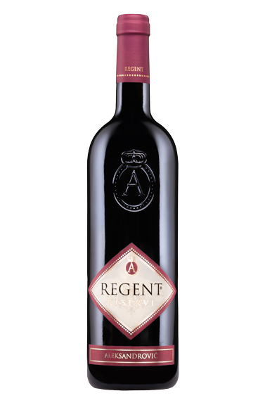 Regent Reserve Red Wine 2009 Aleksandrovic Winery Sumadija