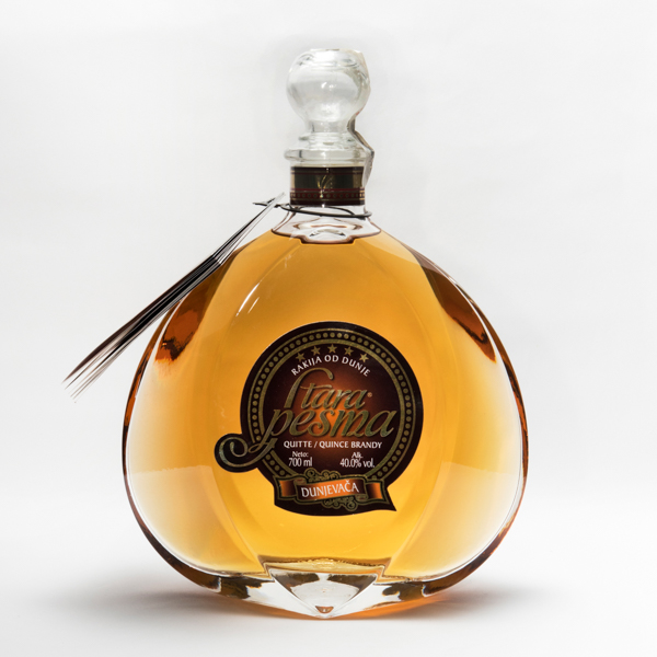 Old Song Barique Quince Brandy 5 Years old