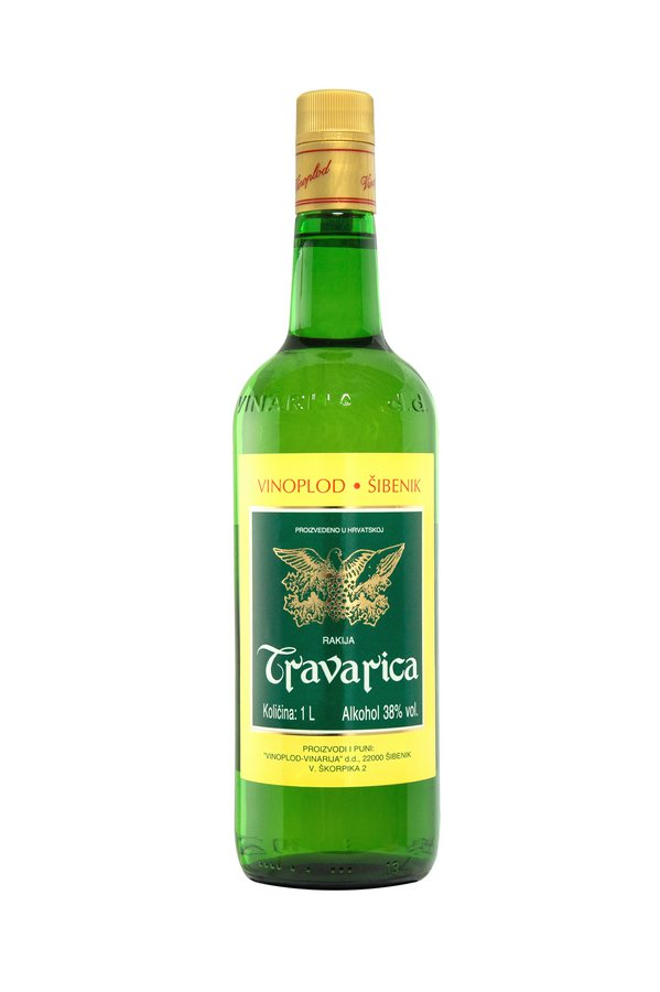 Herbal Brandy Travarica Vinoplod