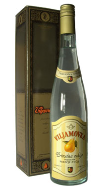 Williams Pear Brandy Porecje