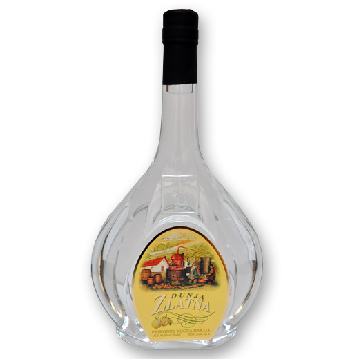 Golden Quince Brandy