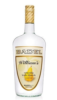 Williams Pear Brandy Badel