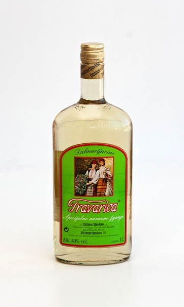 Herbal Brandy Travarica Dalmacijavino