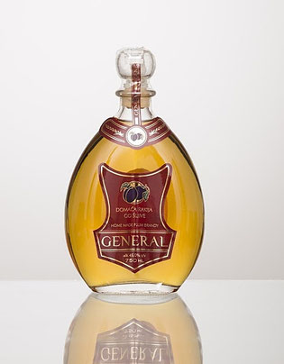 Plum Brandy Slivovitz General