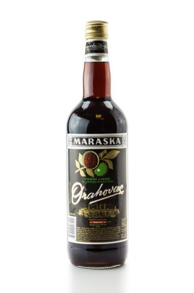 Walnut Brandy Maraska