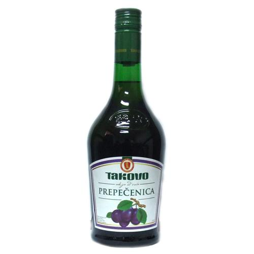 Plum Brandy Takovo Double Distilled