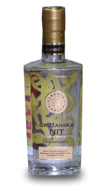 Gruzanska nit Williams Birnenschnaps