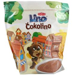 Cokolino - Cereal Flakes with Chocolate 500 gr, Pack of 2