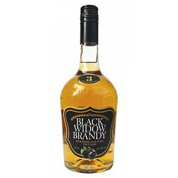 Black Widow Plum Brandy