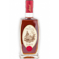 Bojkovcanka Plum Brandy 10 Years old