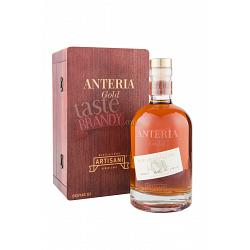 Plum Brandy ANTERIA GOLD 0,7L 10 Years Old