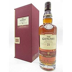 Glenlivet Archive 21 Year Old Single Malt Scotch Whisky