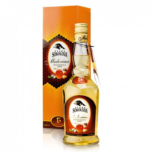 Old Falcons Honey Brandy