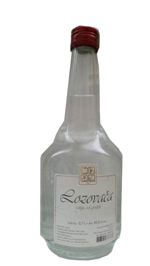Grape Brandy Lozovaca